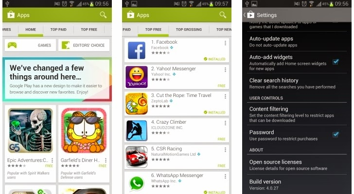 download google play store, free play market, google play store for android