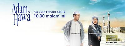Episod Akhir Drama Adam & Hawa
