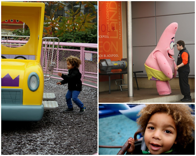 Things to do in Blackpool with kids: visit Nickelodeon Land | Anyonita-Nibbles.co.uk