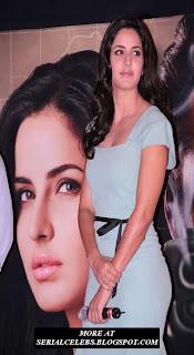 Katrina Kaif promoting Ek Tha Tiger