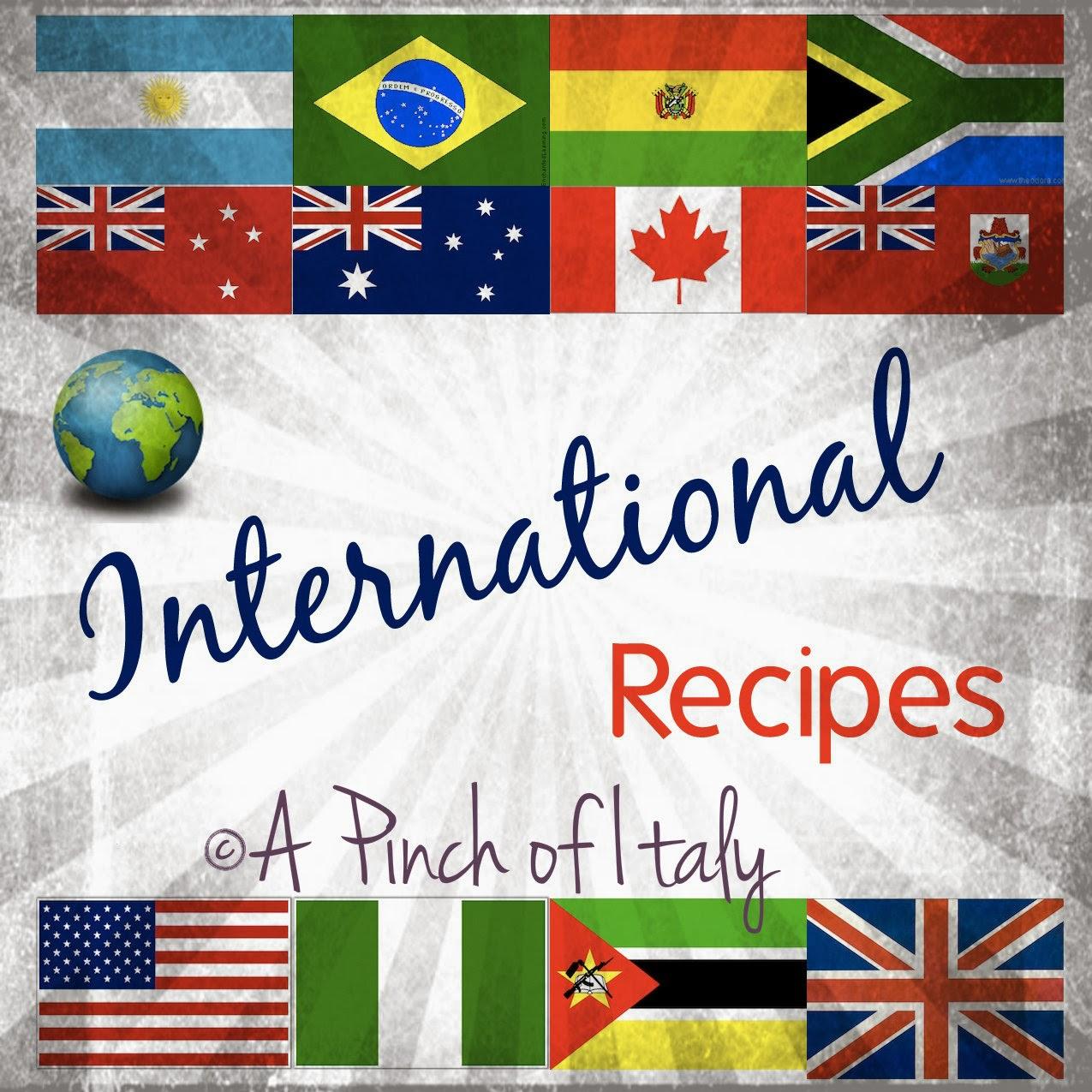 Ricette Internazionali