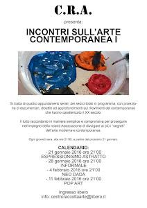 Incontri sull'Arte Contemporanea I