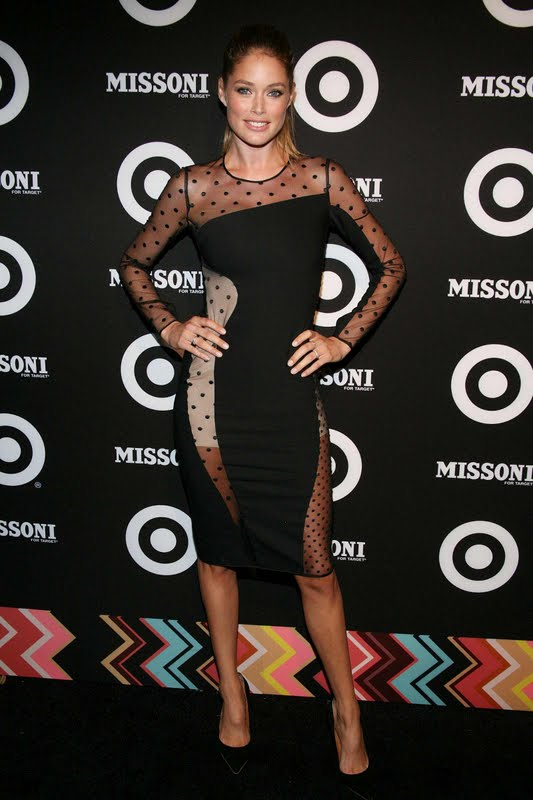 Doutzen Kroes – Missoni for Target Collection Launch in New York