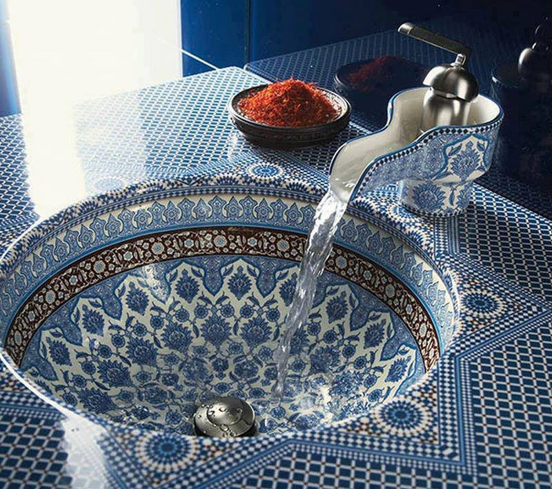 Amazing Washbasin Design