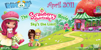#4 Strawberry Shortcake Wallpaper