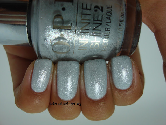 OPI - Infinite Shine - Go to Grayt Lengths