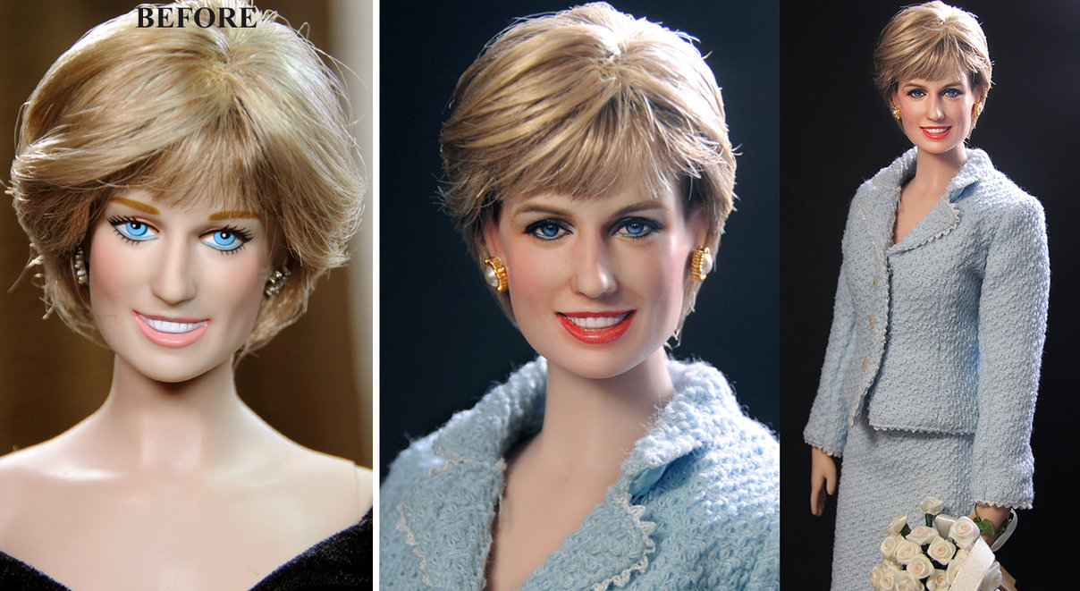 26-Princess-Diana-Noel-Cruz-Hyper-Realistic-Make-up-on-small-Dolls-www-designstack-co