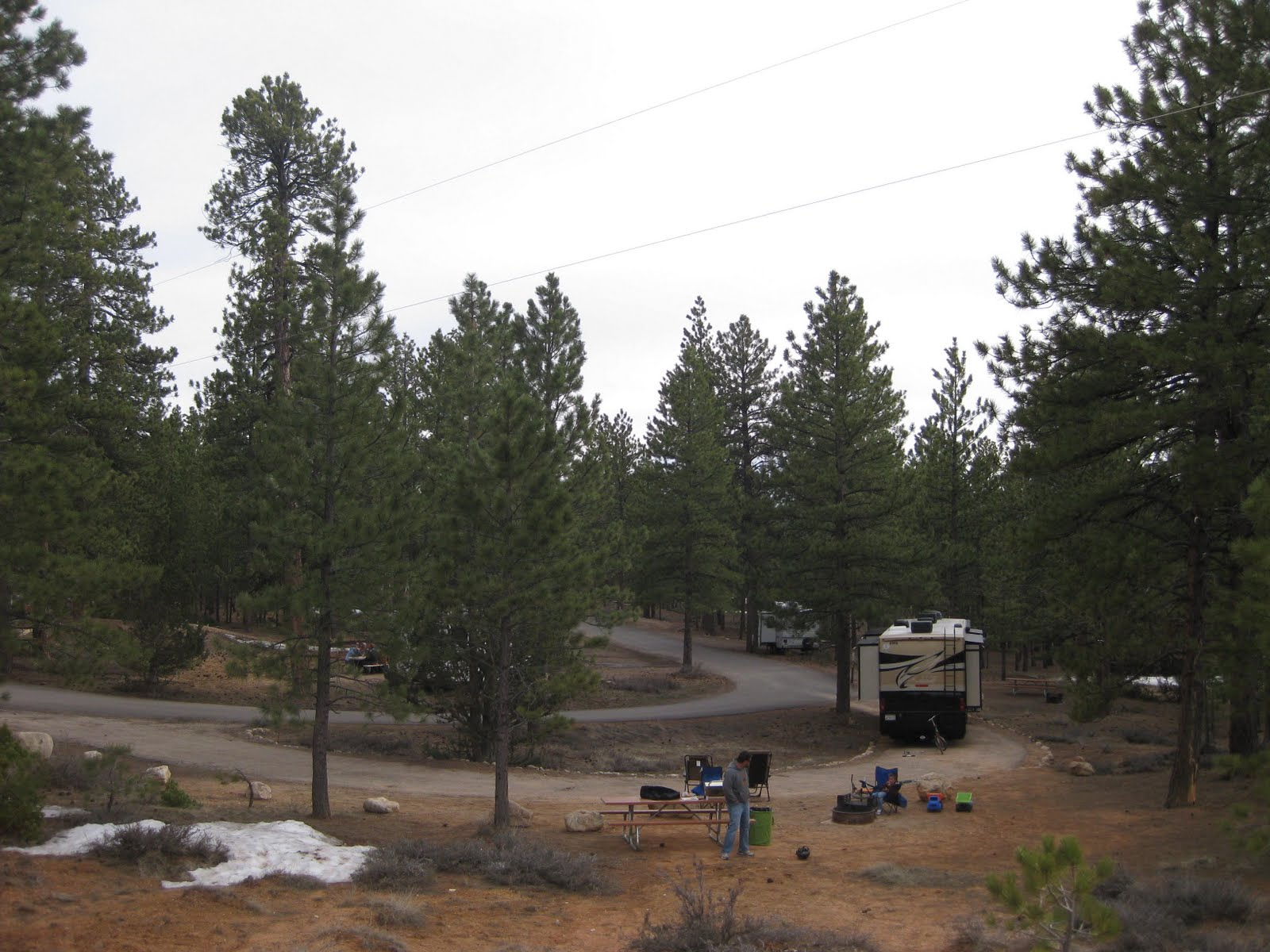 Campgroundcrazy North Campground Bryce Canyon National
