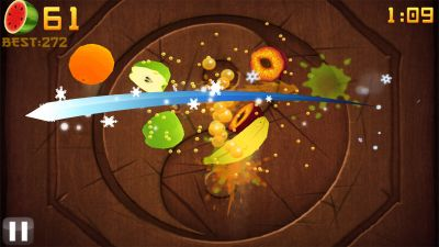 fruit ninja game download for nokia mobile
