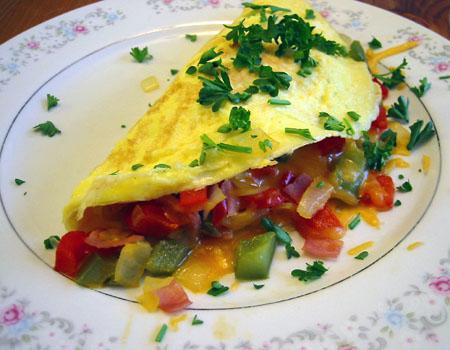 egg omelette - photo #28