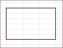 how to put borders on excel