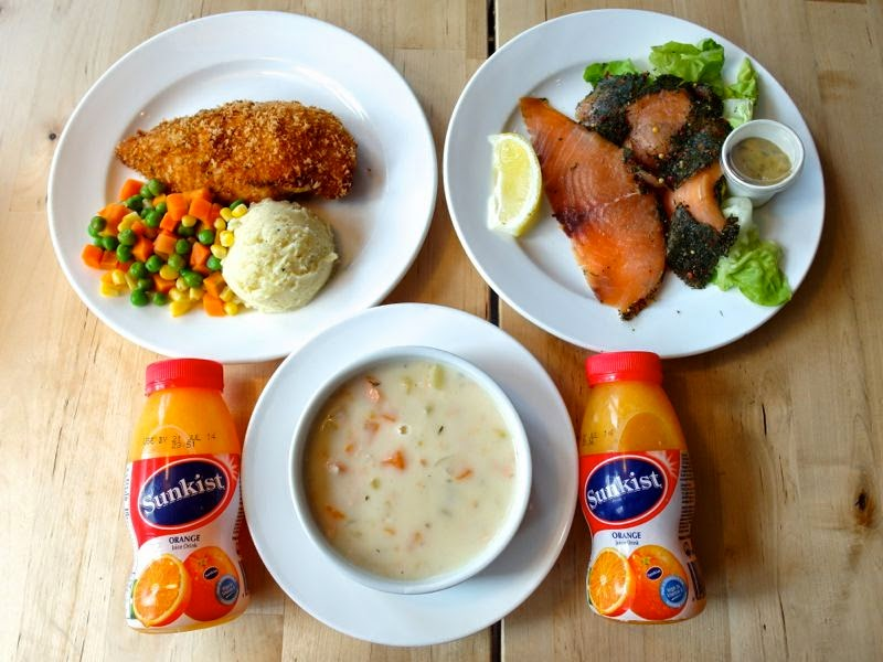 ikea alexander restaurant soup of the day salmon chowder grand lavad lunarrive food review singapore