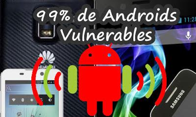Varios Smartphones son vulnerables a este fallo de seguridad