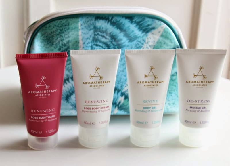 Aromatherapy Associates The Weekender