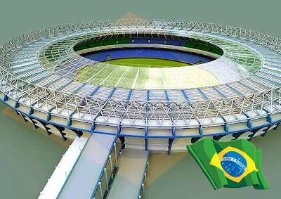 estadio Maracana economía de brasil