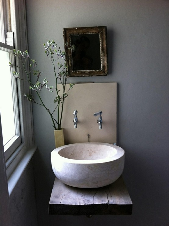 Design my way mimi betancourt vintage marble sink display vintage marble sink display inspiration sisterspd