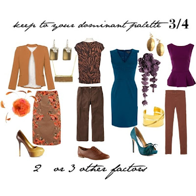 Dressing Your Truth Type 3 Colors - Dressing Your Truth Type 4 Hairstyles