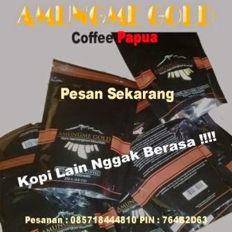 "Kopi Papua ""AMUNGME GOLD"""