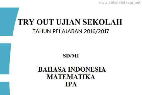 Soal Ujian Akhir Sekolah Sd Kelas 6 Bahasa Indonesia Language