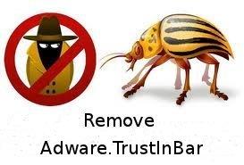 entfernen Adware.TrustInBar
