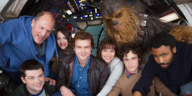 "How in Trouble is ""Solo: A Star Wars Story""? It is 4 months until it is released and there hasn't b"