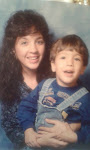 Mi hijo Adrián y yo, vivencias. Gracias por ser parte de mi