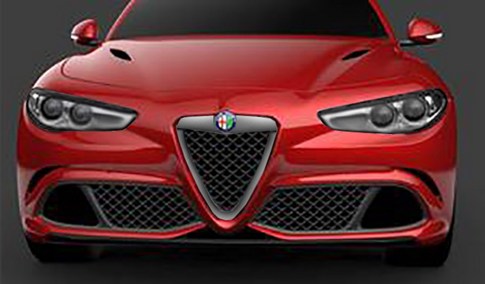 New Alfa Romeo Giulia Kind Of Gives A Bmw Vibe In These