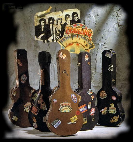 The Traveling Wilburys ... 41 minutos