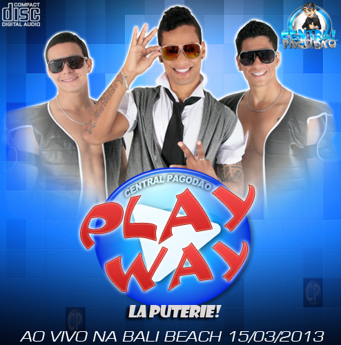 Capa Play Way  Play Way – UM TAL DE METE METE – Mp3