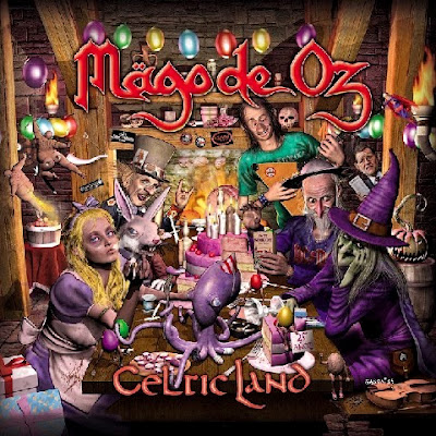 mago de oz celtic land 2013 Mago de Oz   Celtic Land (2013)