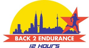 Back 2 endurance 2018 - 30 September 2018