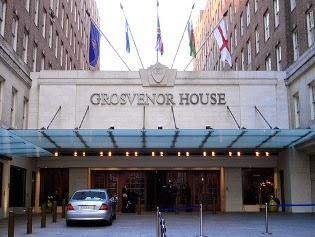 Cyrus Poonawalla bids for #London's Grosvenor House Hotel from Sahara
