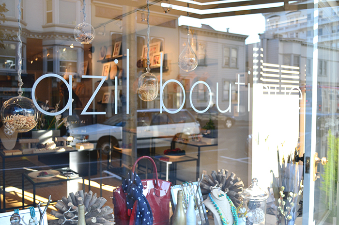 azil boutique san francisco