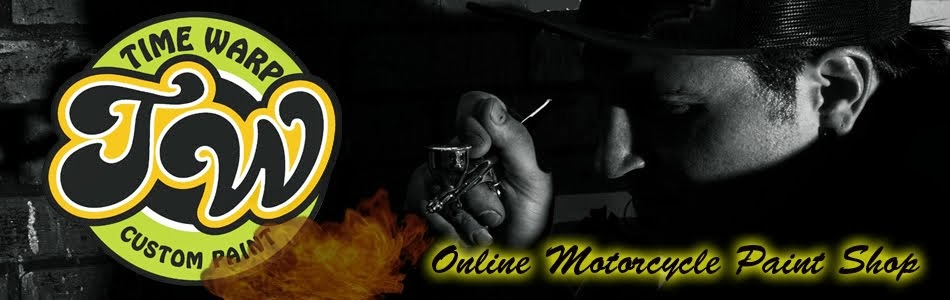 Online Motorcycle Paint Shop