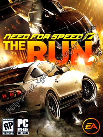 Free Download Games - Need For Speed The Run