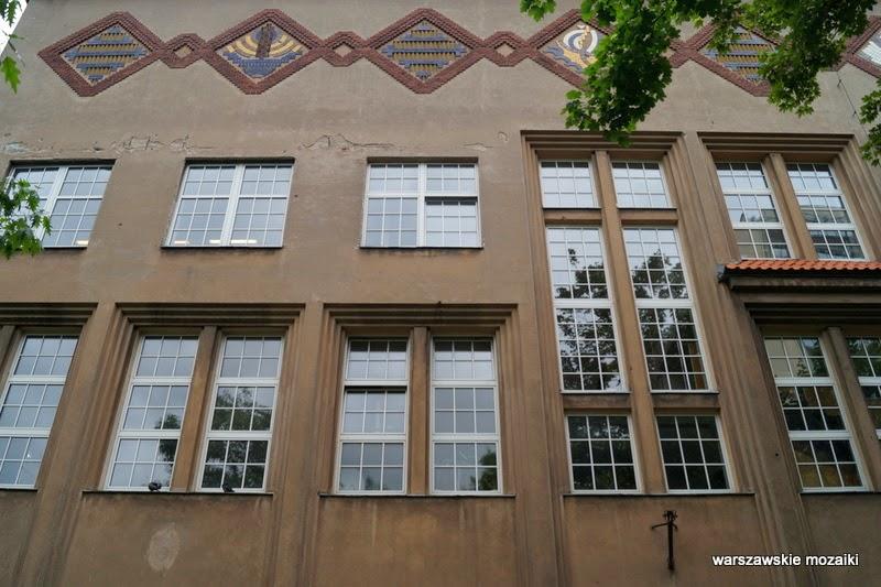 mozaika Jastrzębowski Szkoła Główna Handlowa