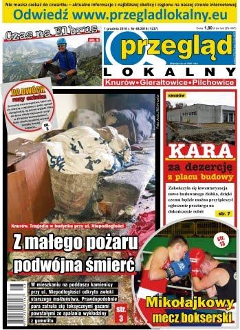 """Ja w prasie: """"Czas na Elbrus"""""""