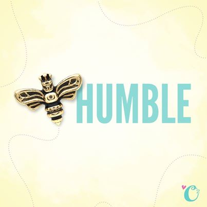 Bumble Bee Charm - Origami Owl | Shop StoriedCharms.com