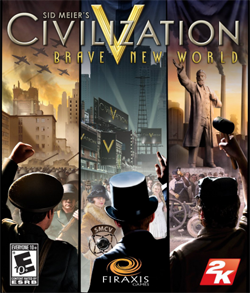 Torrent Super Compactado Sid Meiers Civilization V Brave New World DLC Only PC