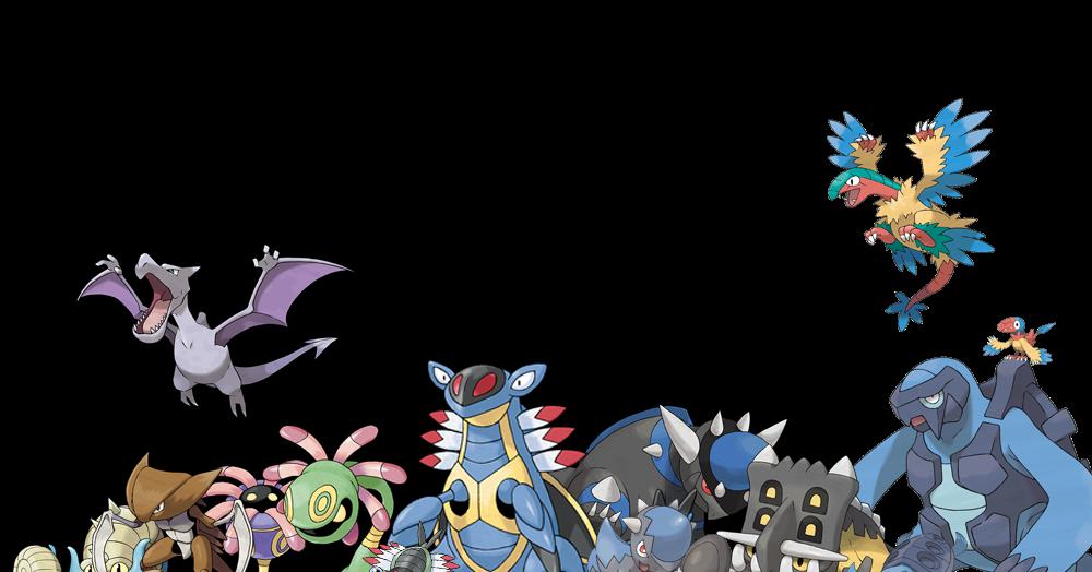 Fósseis de Pokémon X & Y (3DS) tem suas evoluções reveladas ...