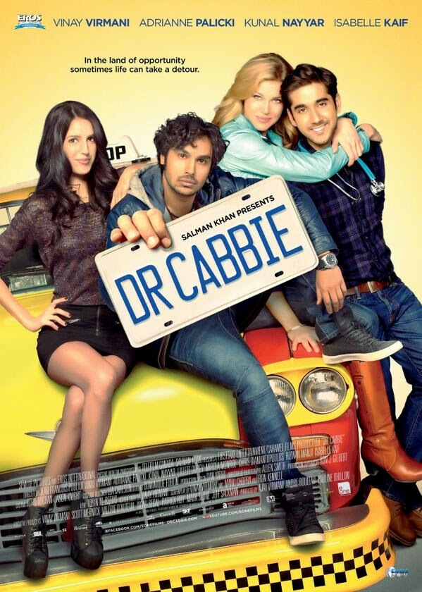 Dr. Cabbie – Legendado (2014)