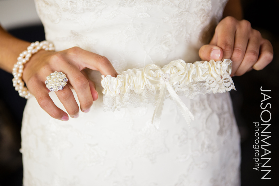 Jason Mann Photography - Door County Wedding Accessories and Garter