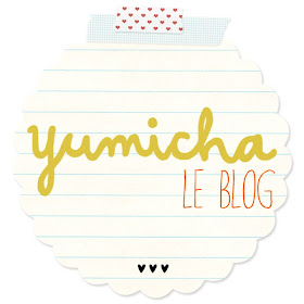 Le design du blog vu par Yumicha