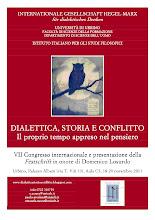 Dialettica, storia e conflitto. Il proprio tempo appreso nel pensiero