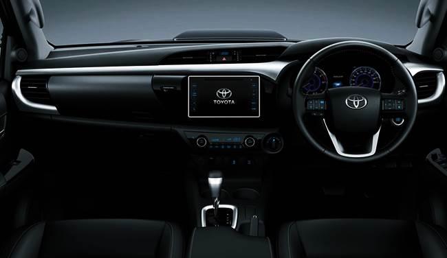 2017 Toyota Hilux Special Edition Dakar