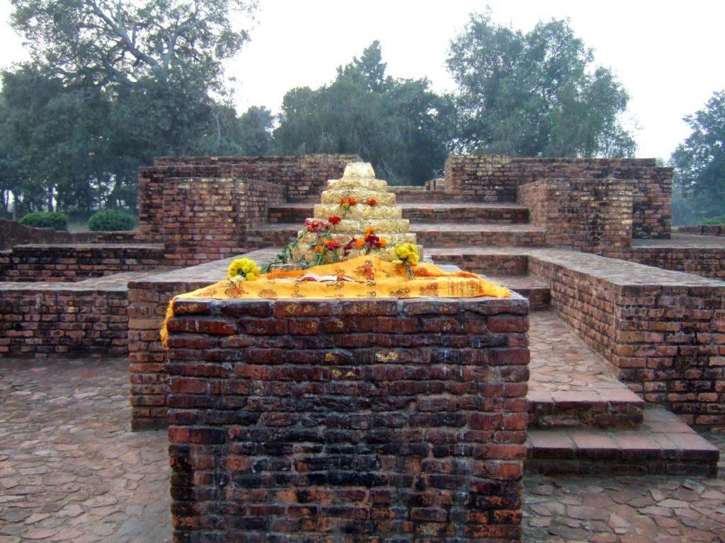 Sravasti India  City new picture : ANICCASIGHT: Legends of Jetavana Gardens Sravasti