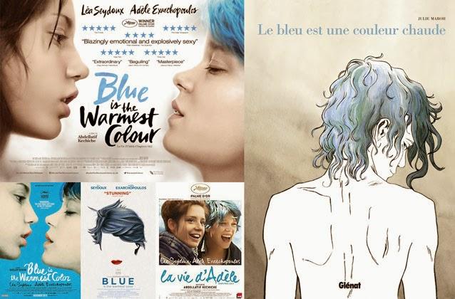 Blue Is The Warmest Colour (La Vie d'Adèle – Chapitres 1 & 2)