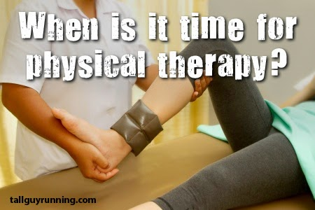 Running Injuries: When is it Time for Physical Therapy?