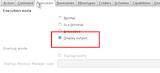 Change File Owner Display Output