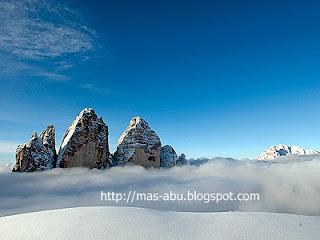 10 Gunung Terindah Di Dunia